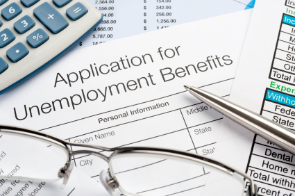 unemployment application and Social Security